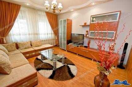 Particular, vand apartament decomandat cu 2 camere situat in Galati pe Bdul Cosbuc, complet mobilat si utilat (aproape de Shopping City Galati si Italian Residence)