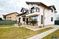 Vanzare vila Parter+Mansarda in Galati, zona Arcasilor, mobilata si utilata lux !