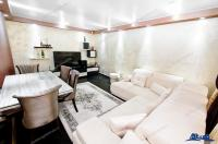 Vanzare apartament 3 camere dec. in Galati, IC Frimu, parter, mobilat si utilat, centrala