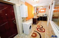 Vanzare apartament 3 camere in Galati, Micro 16, parter, mobilat, utilat, centrala termica