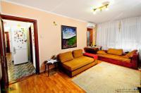 Vanzare apartament 3 camere dec. in Galati, Micro 17, etaj 1, centrala, AC