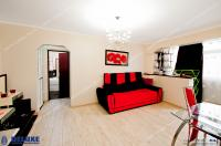 Vanzare apartament cu 2 camere in Galati, Micro 16, etaj intermediar, mobilat, utilat