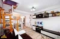Vanzare apartament cu 2 camere in Galati, General, mansarda, mobilat si utilat