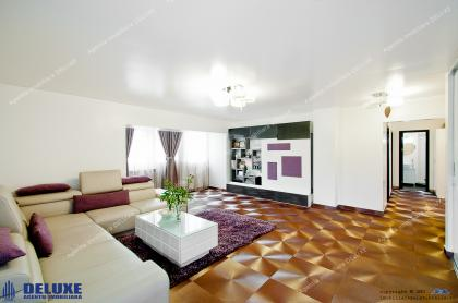 apartament cu 4 camere  trasformat in  3 camere  situat in  Galati, cartier IC Frimu