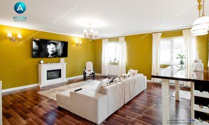 proprietatea propusa la vanzare EXCLUSIV prin Agentia AcasA este situata in aria centrala a orasului Galati, pe str. Romana
