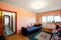 apartament decomandat cu 2 camere situat in Galati, cartier Micro 18