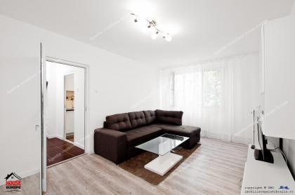 inchiriere un apartament semidecomandat cu 2 camere situat in Galati, cartier Micro 16