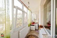apartament semidecomandat cu 2 camere situat in Galati, cartier Micro 16