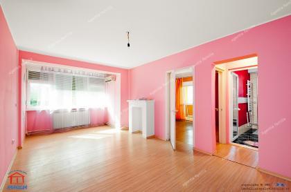apartament cu 2 camere semidecomandat situat in Galati, cartier Tiglina 2