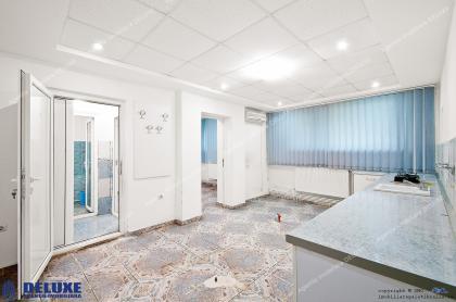 oferta de inchiriere a unui apartament cu 2 camere (spatiu comercial) situat in centrul Galatiului, pe Str. Navelor