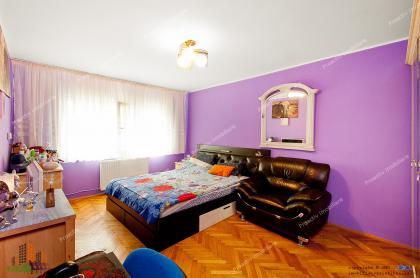 apartament decomandat cu 3 camere situat in Galati, cartier IC Frimu, zona Nae Leonard