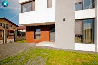 vila individuala cu arhitectura contemporan-cubista localizata in cartierul Arcasilor din Galati